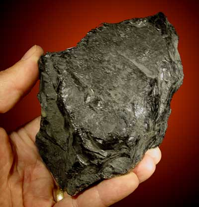 A Shiny Black Lump of Coal