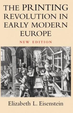 Week 4: Printing Revolution in Early Modern Europe